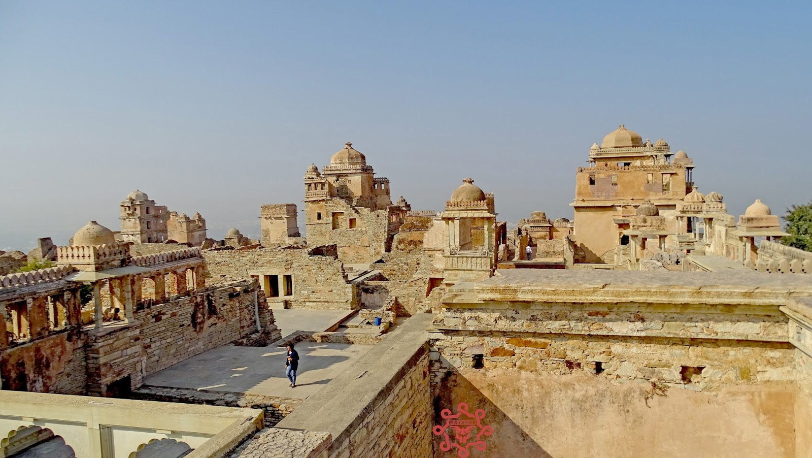 Rana Kumbha Mahal Chittaurgarh