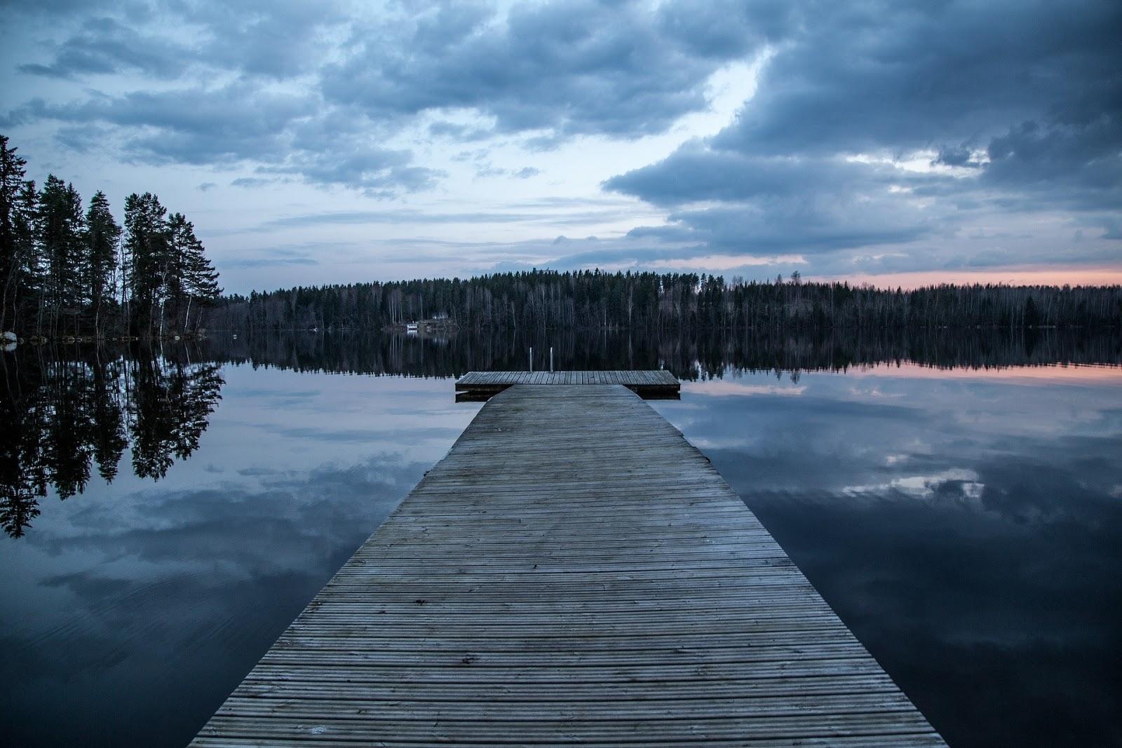 10 Pemandangan Alam Asli Sangat Indah