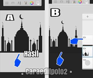 Background ramadhan keren