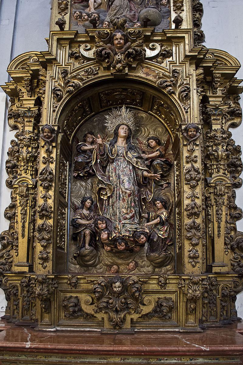 Maravillas ocultas de espa a iglesias de sevilla la for Villas la magdalena 4
