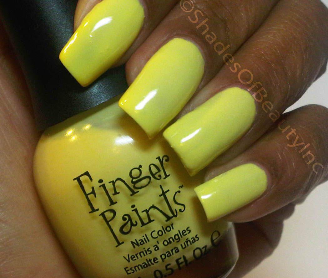 Shades of Beauty, Inc.: FingerPaints Gumdrops & Lollipops Swatches pt 1.