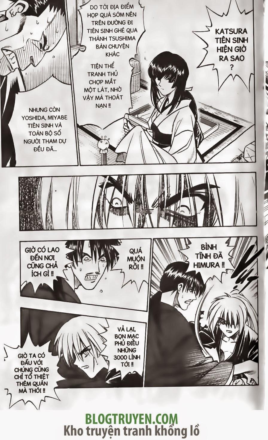 Rurouni Kenshin chap 170 trang 6