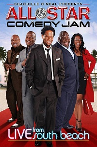 Watch All Star Comedy Jam: Live from South Beach Online Free in HD