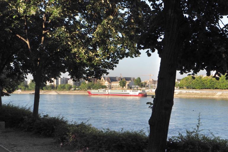 Parc sur l'île Marguerite à Budapest