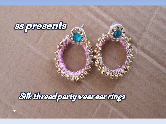 Here is 1000+ images about Silk Thread Jewellery,silk thread jewellery jhumkas,thread earrings materials,Images for silk thread jeweller bangles,how to make silk thread jewellery,silk thread paintings,how to make silk thread designer ear rings