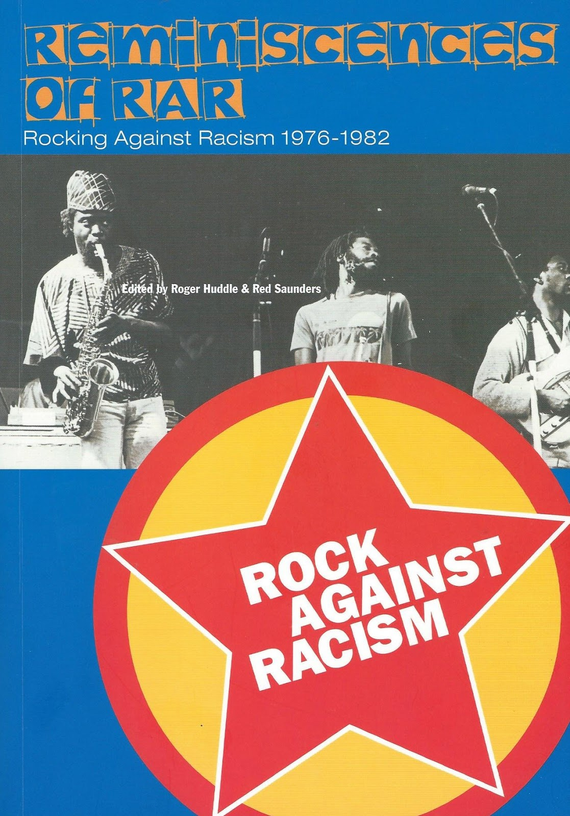 E7 Now & Then: Forest Gate: scene of Rock Against Racism's