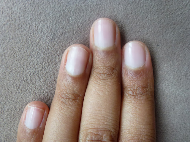 I may cause got mentioned this earlier on my weblog H5N1 manicure without the boom smoothen - Emjoi's polisher review