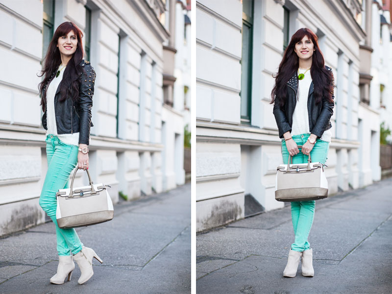 Outfit The Bloggers Choice Pastellfarben Fashionblogger