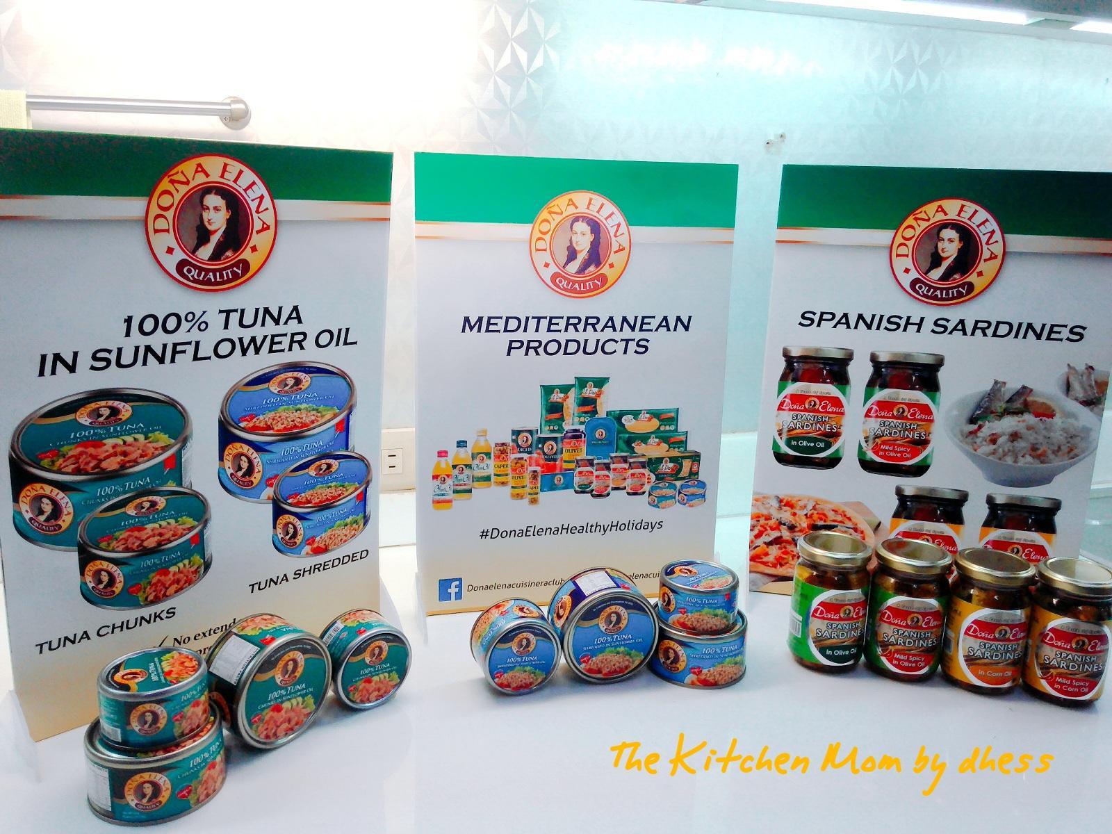 Doña Elena Healthy Holiday Recipes and Newest product Doña Elena ...