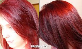 Eu uso e adoro!: Ruivo laranja para vermelho com Soft Color