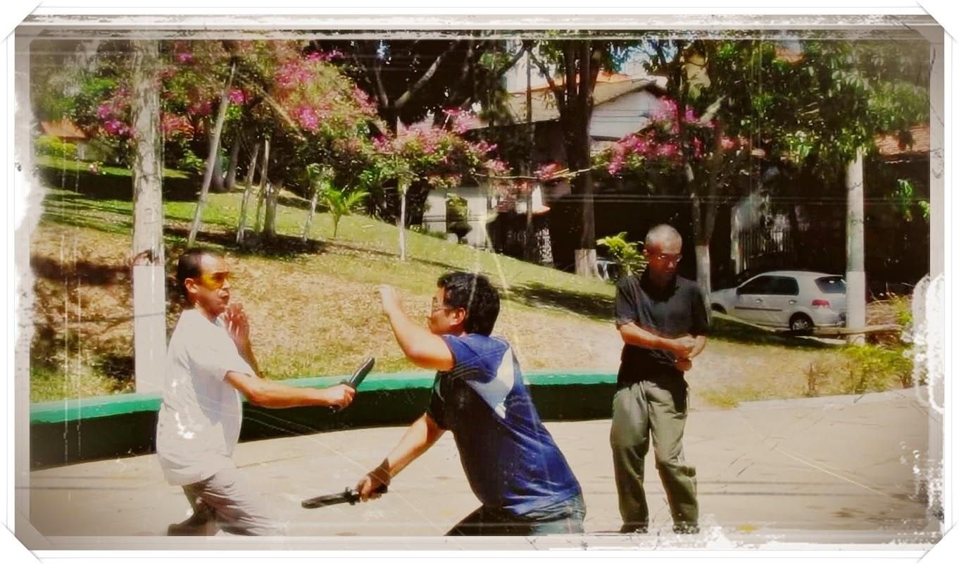 Kali MG - treinamento combate faca 2