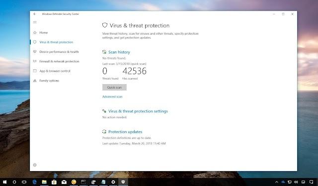 如何在Windows 10上保护文件和系统文件的安全?