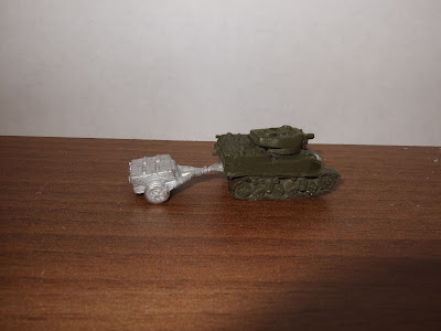Armoured Trailer