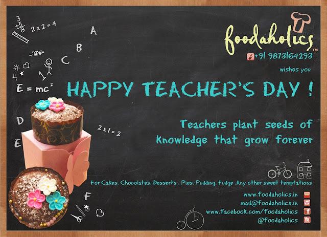 Teacher Day Essay