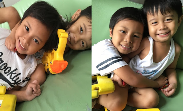 Photos of 'Ang Probinsyano' Child Star Onyok With His Adorable Little Brother! Must See!