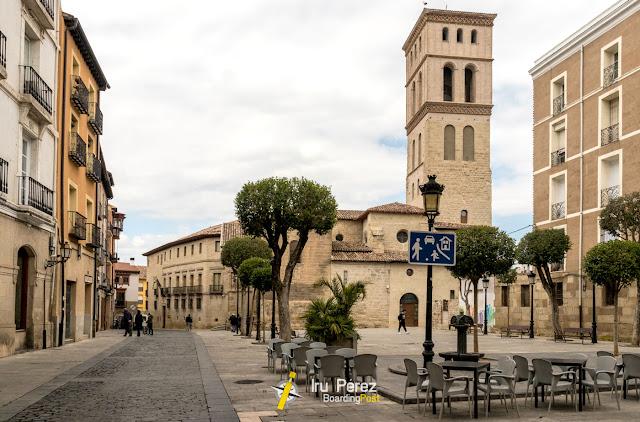 Torre mudejar de Logroño