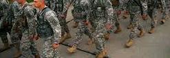 σκόνη για τον αμερικανικό στρατό