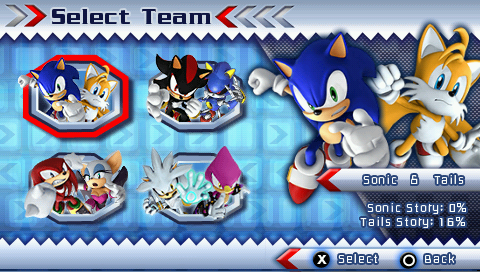 Sonic Rivals 2 Psp Gear Free Psp Games Download