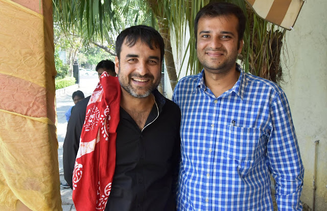 An interaction with Actor Pankaj Tripathi
