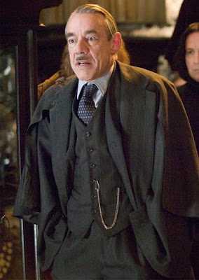 Барти Крауч в Хари Потър и огненият бокал
