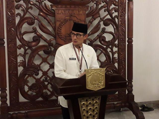 Sandiaga Umrah Tiap Ramadhan Selama 17 Tahun Terakhir