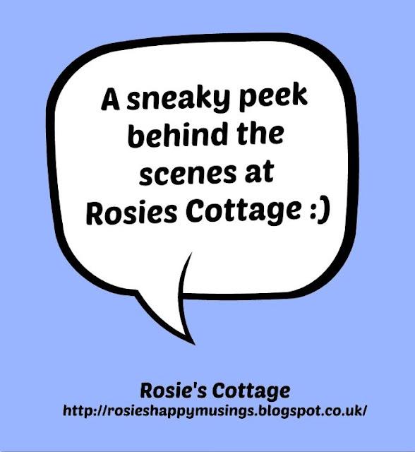 Behind the scenes at Rosies Cottage