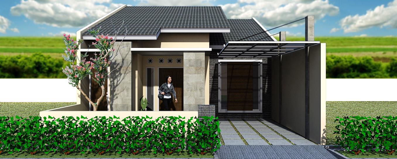 100 Model Dan Desain Rumah Minimalis 2018 Lengkap Dengan Contoh Gambar
