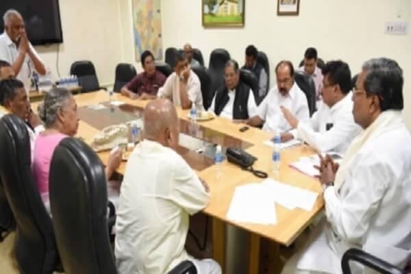 कर्नाटक विधान परिषद में तमिलनाडु को पानी नहीं देने का प्रस्ताव पारित