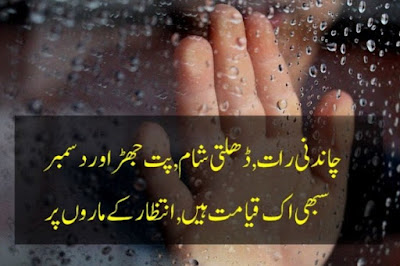 Sad Poetry | Sad Shayari | Urdu Sad Poetry | December Poetry | Sad December Poetry | 2 Lines Poetry | Lovely Sad Poetry,Poetry in Urdu 2 lines,love quotes in urdu 2 lines,Urdu 2 line poetry,2 line shayari in urdu,parveen shakir romantic poetry 2 lines,2 line sad shayari in urdu,poetry in two lines