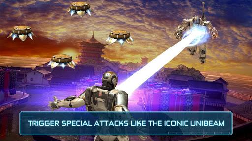 gameplay Iron Man 3 Android