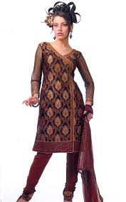 North Indian Salwar Kameez Designs