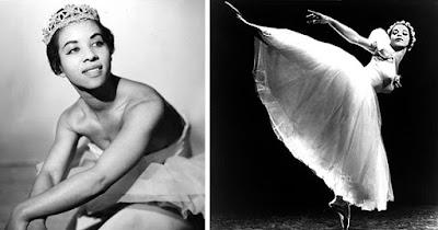 Raven Wilkinson, African American ballerina