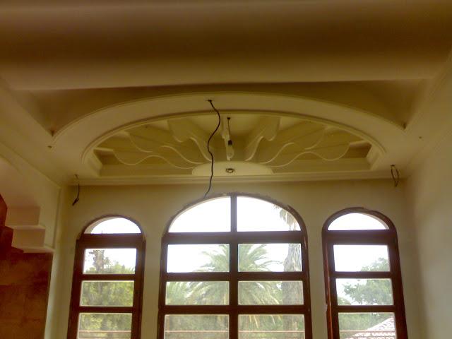 احدث فرم جبس مغربية للاسقف