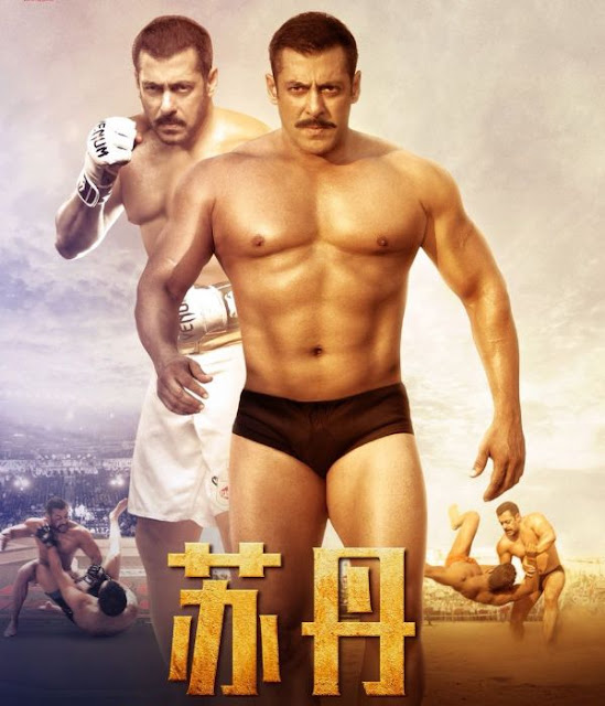 sultan box office collection in china