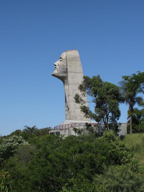 Parque da Festa da Uva: Monumento Jesus Cristo do Terceiro Milênio