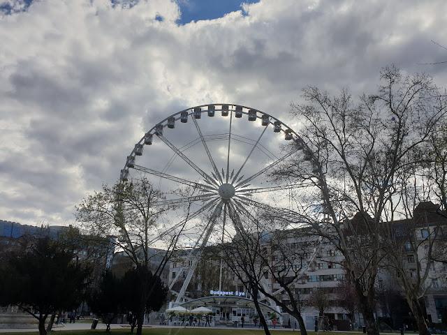 גלגל הענק של בודפשט