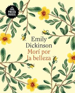 Reseña | Morí por la belleza, de Emily Dickinson
