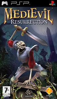 Downlaod MediEvil Resurrection {PSP/PPSSPP} ISO Free