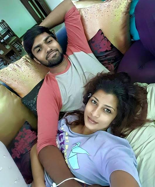 Nadeesha Hemamali's boyfriend