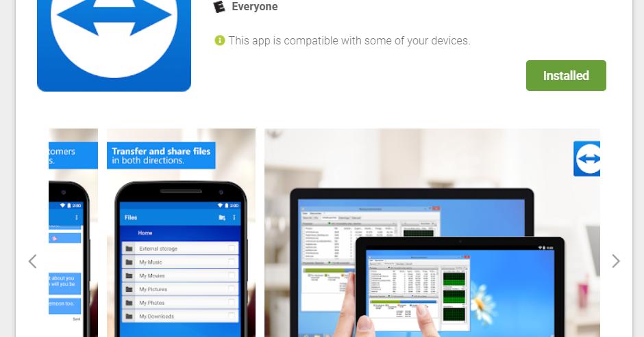Initialization vectors: Android Remote Desktop Apps