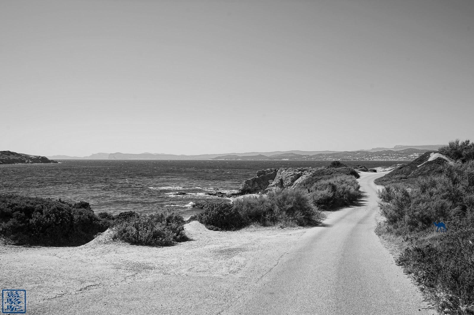 Le Chameau Bleu - Vacances sur l'ile paul ricard - Méditerranée