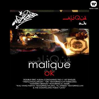 Malique - Mentera Beradu (feat. M. Nasir) MP3