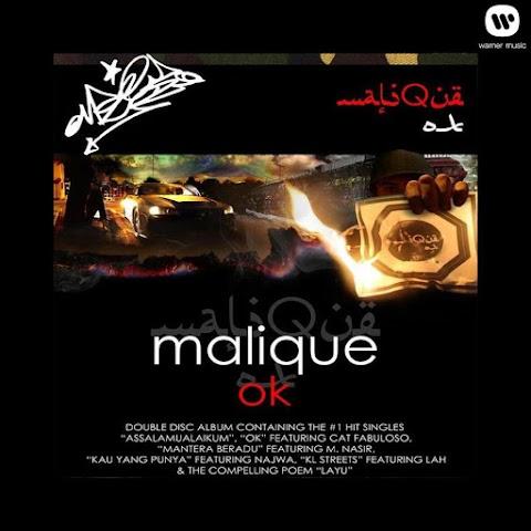 Malique - Mentera Beradu (feat. M. Nasir) MP3