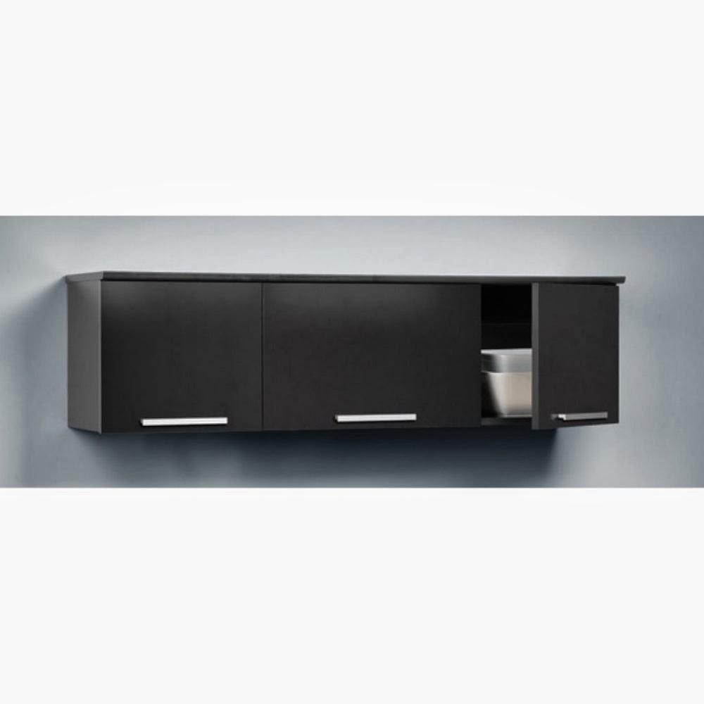 Folding Wall Desk: Wall Mounted Desk Hutch