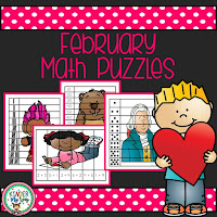 https://www.teacherspayteachers.com/Product/February-Math-Puzzles-2975301