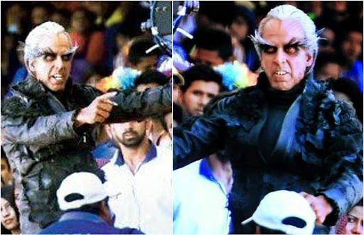 रजनीकांत की फिल्म में अक्षय कुमार 'डॉ रिचर्ड' बने हैं। यह उनकी तमिल में डेब्यू फिल्म में है। साथ वे मुरूग्दोस की अगली फिल्म में भी डबल रोल में दिखाई देंगे।