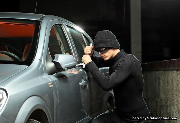 Pencuri Kereta