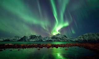 Northern Lights Norway, nordlys Norge, zorza polarna Norwegia
