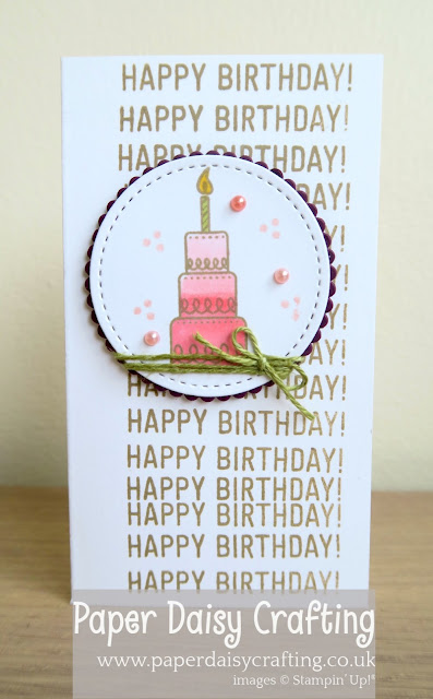 Amazing Life from Stampin Up