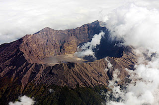 Mount Raung Trekking Tour 4 Days in Java, Indonesia